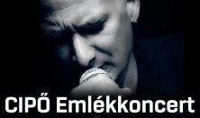 CIPŐ Emlékkoncert - JamR és Tóth Zoltán (REPUBLIC 1990-2013)