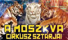 A Moszkva Cirkusz sztárjai