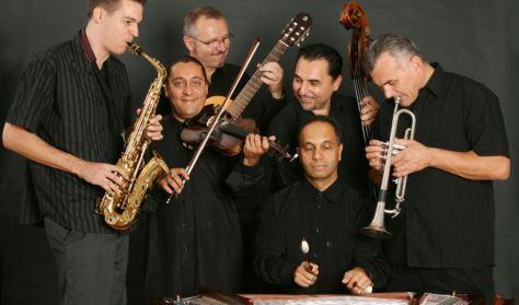 BMC Nemzetközi Cimbalomverseny 2019 - Balogh Kálmán Gipsy Cimbalom Band feat. BRANKA