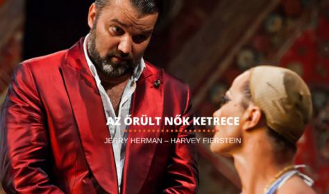 Az Őrült Nők Ketrece / Herman-Fierstein
