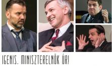 Igenis, miniszterelnök úr! / Jay-Lynn / Kultúrbrigád-Átrium