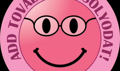Add tovább a mosolyodat avagy van egy másként látó szemüvegem, Vajek Andrea előadása