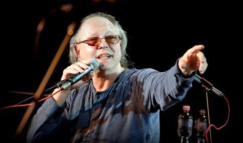 Zsidó Kulturális Fesztivál 2019: Balázs Fecó koncert