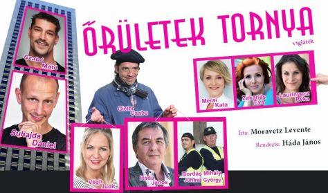 Őrületek tornya - színházi előadás
