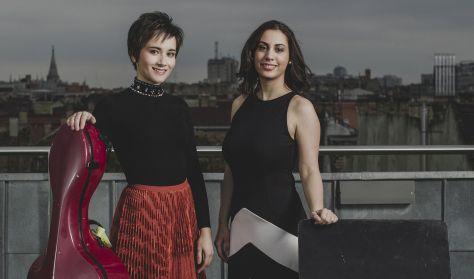 Zsidó Kulturális Fesztivál 2019: Karasszon Eszter gordonkaművész és Farkas Mira hárfaművész