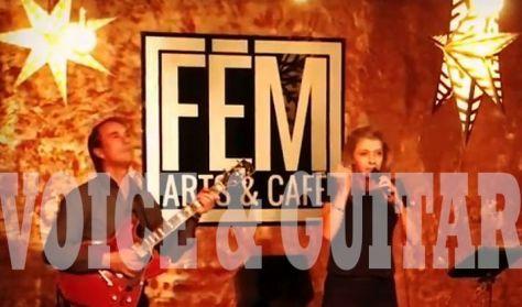 Voice & Guitar / Micheller Myrtill és Pintér Tibor