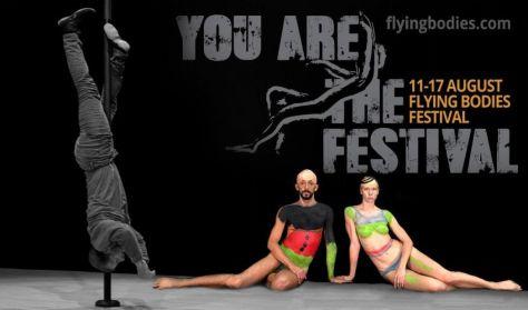 Emese Cuhorka,Csaba Molnár I Julien Gros I FlyingBodiesFestival