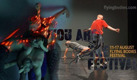 Nóra Horváth,Collective Dope I WillanyLeó I FlyingBodiesFestival