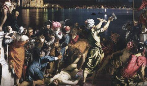 A művészet templomai - Tintoretto. A velencei lázadó