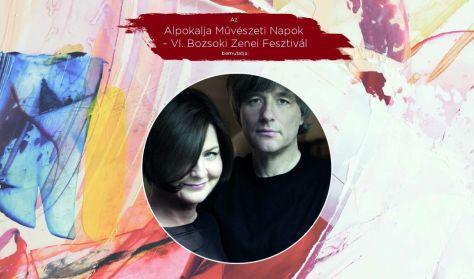 Alpokalja Művészeti Napok - VI. Bozsoki Zenei Fesztivál - Klukon Edit és Ránki Dezső zongoraestje