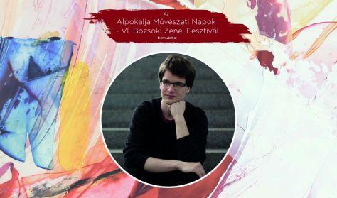 Alpokalja Művészeti Napok - VI. Bozsoki Zenei Fesztivál - Ránki Fülöp zongora koncertje
