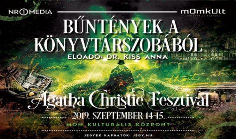 Agatha Christie Fesztivál - Bűntények a könyvtárszobából