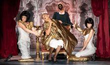 April de Angelis: Színházi bestiák