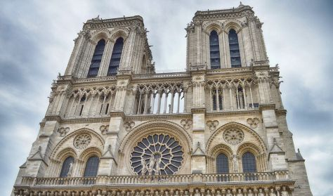 Művészettörténeti Előadássorozat II. - Párizs megér egy misét