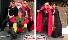 Momkult Gyerekszínház: Pódium Színház - Mikulás kincsesládája