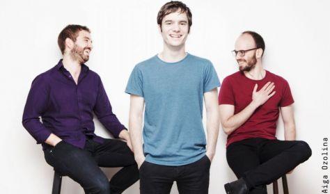 Alan Benzie Trio (UK/HU)