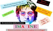 Imagine - In memoriam John Lennon