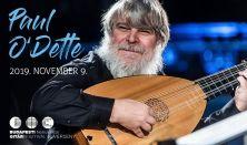 """Budapesti Nemzetközi Gitárfesztivál - """"LEGENDÁK"""" - PAUL O'DETTE lantestje / lute concert"""