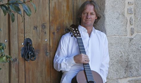 """Budapesti Nemzetközi Gitárfesztivál - """"LEGENDÁK"""" - DAVID RUSSELL gitárestje / guitar concert"""