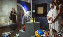 SZUBJEKTÍV - Az Ipaművészeti Múzeum új szerzeményei a Várkert Bazárban - Tárlatvezetés