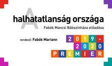 Fabók Mariann: A HALHATATLANSÁG ORSZÁGA