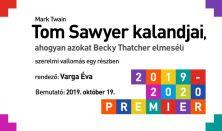 Mark Twain: TOM SAWYER KALANDJAI, ahogyan azokat Becky Tatcher elmeséli
