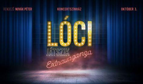 Lóci Játszik - Extravaganza