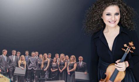 Zsidó Kulturális Fesztivál 2019: Korcsolán Orsolya és az Anima Musicae Kamarazenekar koncert