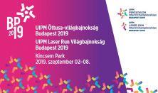 UIPM Öttusa-világbajnokság és UIPM Laser Run Világbajnokság, Budapest 2019 - Szombat
