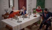 Ízek, lakomák, kísértések - Titokzatos éjszaka a Diósgyőri várban