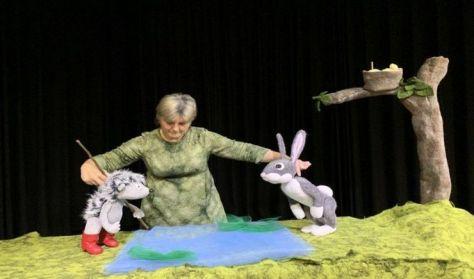 Aprók Színháza 2. - Okoska botocska