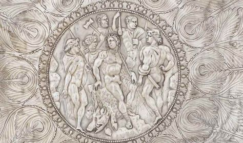 Rejtélyes történelem - A Seuso-kincs régi és új rejtélyei