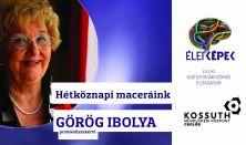 Görög Ibolya: Hétköznapi maceráink