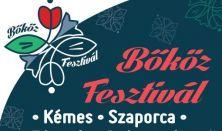 4. Bőköz-Ormánság Fesztivál - Rudán Joe Akusztik Band koncert - Szarka Tamás & Ghymes koncert