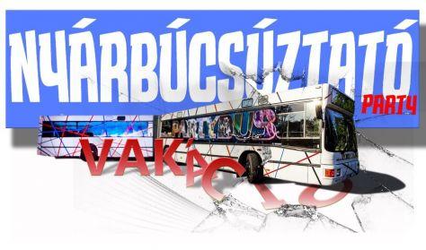 Nyárbúcsúztató party: HIPERKARMA Koncert és Partybusz, Colorparty, Dj.