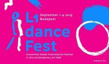 L1danceFest 2019-Saskia RUDAT (D) brainjogging // VERES Flóra/TalkingBodies (H) Egy az egyben