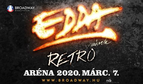 EDDA MŰVEK - Aréna koncert 2020