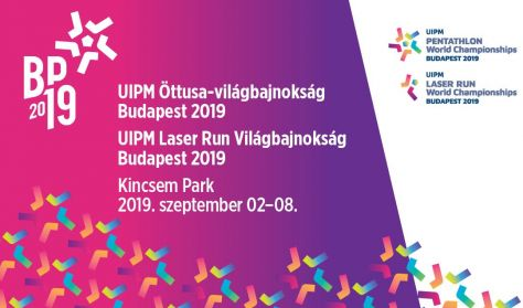 UIPM Öttusa-világbajnokság és UIPM Laser Run Világbajnokság, Budapest 2019 - Szerda