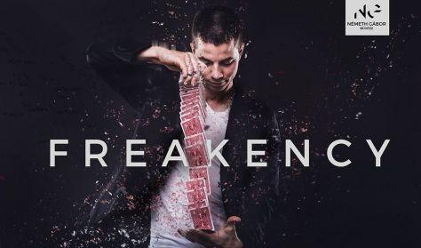 Freakency - Németh Gábor bűvészműsora