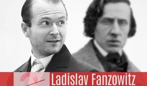 V4 Nemzetközi Zongorafesztivál - Ladislav Fanzowitz hangversenye