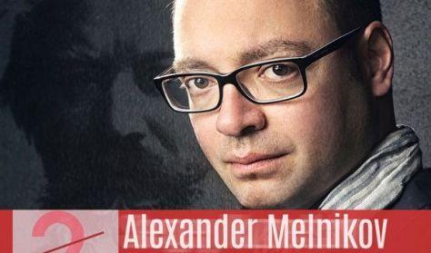V4 Nemzetközi Zongorafesztivál - Alexander Melnikov szólóestje