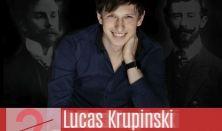 V4 Nemzetközi Zongorafesztivál - Lucas Krupinski hangversenye