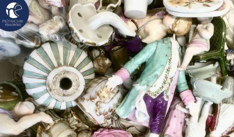 Az ezerarcú műtárgy - A kerámiától a porcelánig