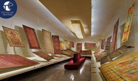 Az ezerarcú műtárgy - A keleti szőnyegek múltja és jelene