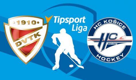 DVTK Jegesmedvék - HC Košice