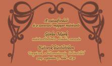 Bútorok bűvöletében - Görbe Márk művészettörténész előadás sorozata