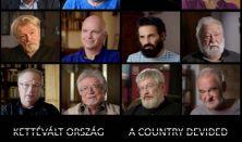 Dokumentumfilmklub - Kettévált ország - Rendező: Papp Gábor Zsigmond