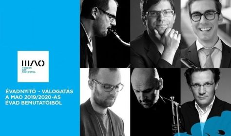 Modern Art Orchestra: Évadnyitó koncert