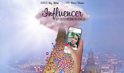 Az influencer