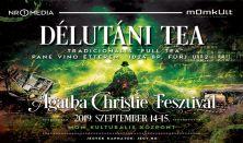 Agatha Christie Fesztivál - Délutáni tea